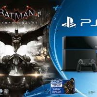 PS 4 Arkham Knight Bundle